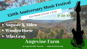 150th Anniversary Music Festival